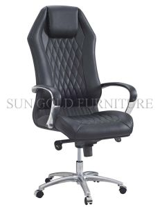 Modern Leather Boss Chair (SZ-OC054) pictures & photos