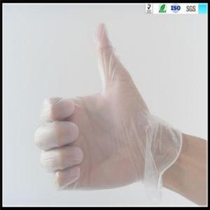 Disposable PE Gloves PVC Examination Gloves pictures & photos