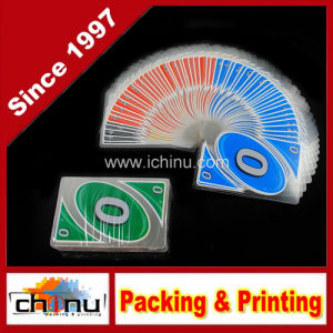 Plastic PVC Custom Printed Playing Cards (431001) pictures & photos