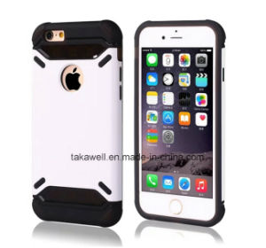 Wonderful Slim Hard Shockproof Heavy Duty Armor Case for iPhone 6 Cell/Mobile Phone Cover Case pictures & photos