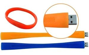 Sillicone USB Flash Drive USB PVC USB with Cover pictures & photos