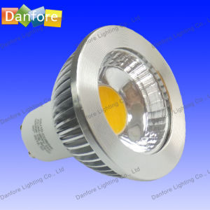 3W GU10 LED Spotlight with COB Chip