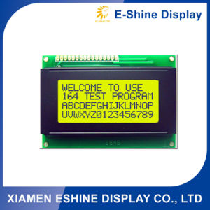 1604 STN Character Positive LCD Module Monitor Display pictures & photos