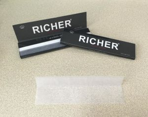 Hemp Paper Smoking Rolling Paper Fsc. SGS Certificate pictures & photos