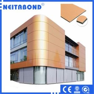4mm Aluminum Composite Panel with Signage pictures & photos