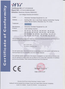 Ce Certificated 500W Laser Welding Equipment pictures & photos