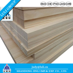 Furniture Finger Joint Board to Korea Market pictures & photos