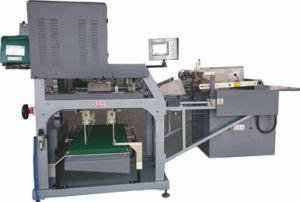 Wlh5540 Full Automatic Corrugated Box Forming Machinery pictures & photos