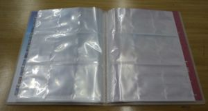 PP Card Album, Card Collector, 9 Pockets Sheet Protector