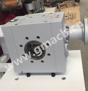 Plastic Extrusion Machine Use High Pressure Melt Gear Pump pictures & photos