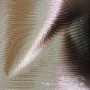 Home Textile Polyester Imitated Silk Fabrics for Curtain pictures & photos