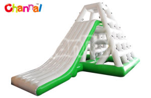 Adults Funny Game Lake Inflatable Water Slide pictures & photos