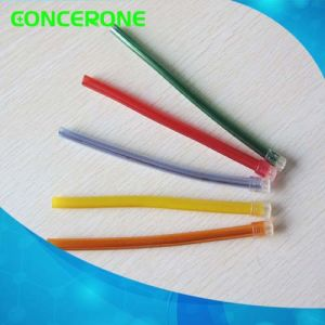 Disposable Dental Plastic Saliva Ejector /Dental Straw pictures & photos