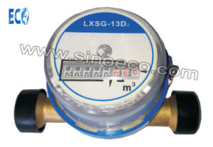 Single Jet Dry Type Water Meter Russia Market pictures & photos