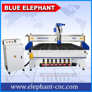 Ele 2030 Wood Sign Making Machine, Precision Wood Cutting Machine for Door Making pictures & photos