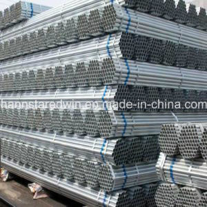 Galvanized Steel Pipe for Water and Construction pictures & photos