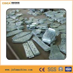 Steel Plate Hydraulic Punching Machine pictures & photos