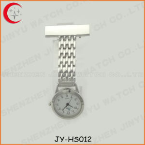 Classical Alloy Chain Pin Nurse Watch (JY-HS012)