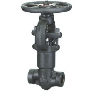 Pressure seal globe valve/ bonnet welding globe valve (PJ61Y-2500LB)