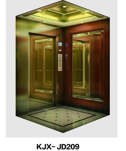 Traction-Driven Hotel Elevator with Machine Room pictures & photos