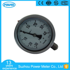 4′′ 100mm Full Stainless Steel Pressure Gauge pictures & photos