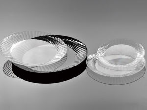 Disposable Cheap Serving Plate for Party pictures & photos