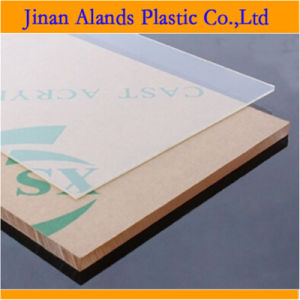 Customize Transparent Acrylic Plexiglass Sheet for Sign 2mm to 30mm pictures & photos