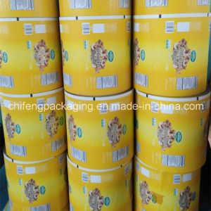 Food Grade Plastic Packaging Printed Roll Film pictures & photos
