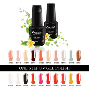 One Step Gellack Nail Art Soak off Gel Polish 194 Colors 15ml pictures & photos