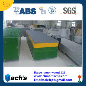 FRP Molded Grating Passed ABS and SGS Report pictures & photos