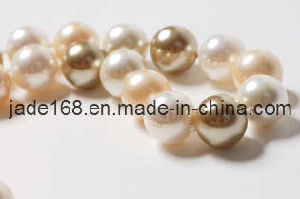 Fashion Jewelry Shell Pearl Strand