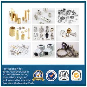 Customized Aluminum Auto CNC Machining Parts for Motor Spare Parts pictures & photos