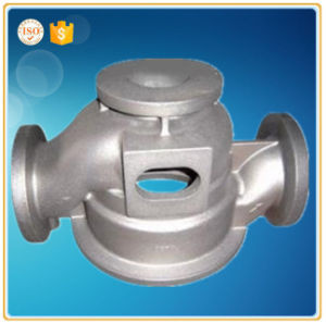 Advanced Lost Wax Casting Part Casting Valve Part