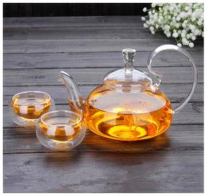 600ml Tea Pot with Stainless Steel Filter Tea Set Tea Maker pictures & photos