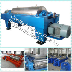 Dehydration of Soybean Wheat Proteins Decanter Machine pictures & photos