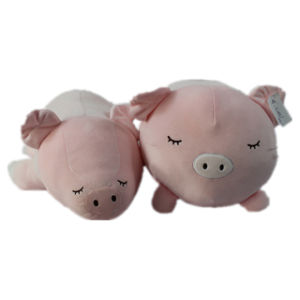 Pink Pig Soft Plush Cusshion Toy in Car pictures & photos