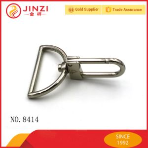 Special Shape Shinning Decorative Metal Snap Hook for Brand Bags pictures & photos