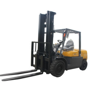 China Brand 5.0 Ton Diesel Forklift pictures & photos