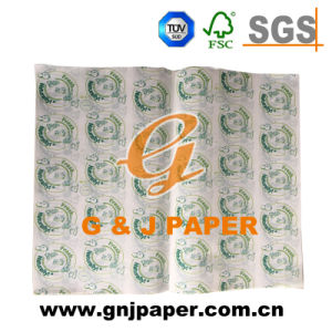 Reasonable Price Printing Food Wrapping Paper for Bread Package pictures & photos