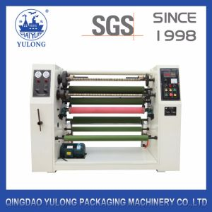 Stationery Tape Slitting and Rewinding Machine/BOPP Tape Making Machine pictures & photos