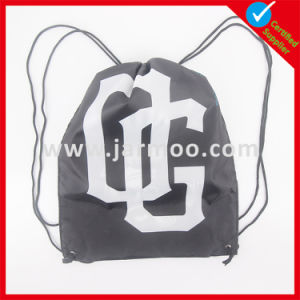 Promotional Printing Foldable Drawstring Bag pictures & photos