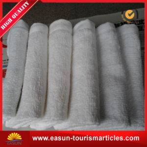Customized Disposable Cotton Towels for Airline pictures & photos
