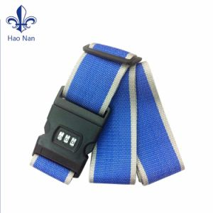 2017 China Supplier Custom Printed Luggage Belt, Luggage Strap pictures & photos