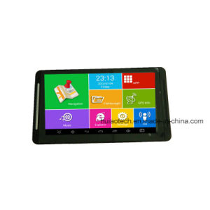Hot Sale 7.0inch Android Tablet PC Built in GPS Navigator, Car Black Box, External 3G; Bluetooth, Parking Camera pictures & photos