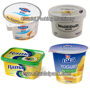 Kis-900 Rotary Yogurt Cup Filling Sealing Machine pictures & photos