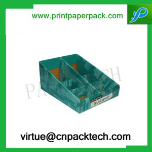 High Quality Custom Candy or Card Display Paper Box with Color Print pictures & photos