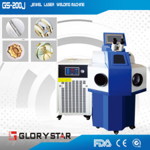 Small Size Laser Welding Machine for Jewelry Welding pictures & photos