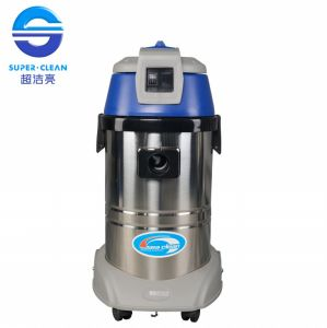 30L Stainless Steel Wet and Dry Vacuum Cleaner with Luxury Base pictures & photos