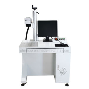 Mini 3D CO2 Crystal Laser Print Marking Engraving Machine pictures & photos