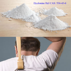 Local Anesthetic Dyclonine HCl CAS: 536-43-6 White Powder pictures & photos